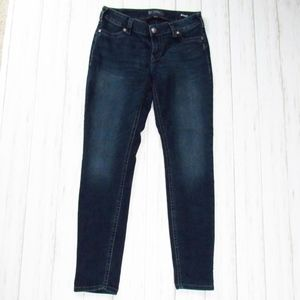 Silver Suki Mid Super Stretch Skinny Jeans 31/31